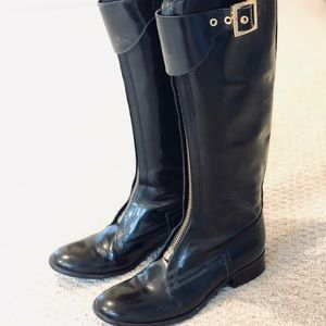 Tory Burch Marco Polo Riding Boots. 8.5